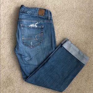 American Eagle Capri jeans size 4R